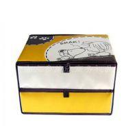 批发供应 SNOOPY史努比 条纹两格收纳盒SP-H303 商务会议礼品