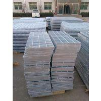 航金钢格栅板(图),电厂平台用热镀锌钢格板,热镀锌钢格板