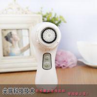 美容仪器音波电动洗脸刷 深层清洁去角质洗脸神器 洁面仪美肤仪