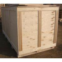 厂家生产 深圳包装木箱 熏蒸木包装箱 定做出口木箱