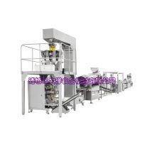 连续式做薯条的设备,大洋牌全自动油炸薯片生产线详细介绍