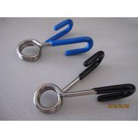 弹簧厂家直销 线径2.0-4.0 夹具弹簧 表面浸塑处理
