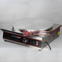 电热煎饼炉 山东煎饼机 电动杂粮煎饼炉子 电动煎饼炉 直径45cm