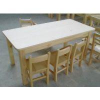 定制榆林幼儿园桌椅, 松木制做,成都学生床厂家