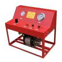 防爆型压缩空气驱动特殊气体增压系统济南海德诺