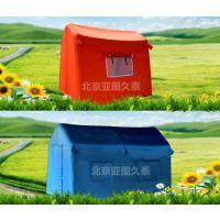 北京亚图久泰5平米充气户外防雨防寒一居室野营帐篷旅游登山露营帐篷