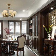 长沙原木家具厂产品优势大,原木衣帽间,间厅柜订做进口材料
