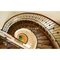 别墅铁艺楼梯、汉口别墅铁艺楼梯、汉南别墅铁艺楼梯