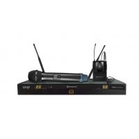 力卡ER-3300娱乐双通道无线话筒