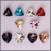 水晶镜片DIY配件水钻批发价格 手机壳服饰专用产品