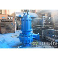 10000方每小时的潜水泵是那个型号及其厂家-天津奥特自主研发LX螺旋离心泵