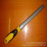 供应高品质钢锉刀 6至12寸 钢木锯锉 木工锉 外贸出口热销锉刀
