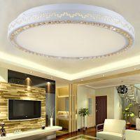 LED亚克力圆形吸顶灯 北欧现代简约创意吸顶灯 客厅餐厅卧室灯具