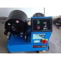 高压油管压管机_高压压管机_液压管压管机_自动压管机