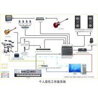 个人音乐工作室录音设备方案