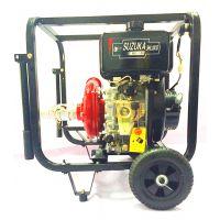 小型2寸柴油高压水泵