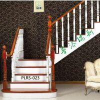 供应普洛瑞斯L形实木楼梯(p025)东莞家用楼梯品牌