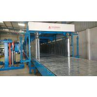 艾立克 海绵水平连续发泡生产线 装机,发泡售后一体服务 海绵发泡机