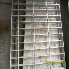 旺来钢铁厂踏步板 造纸厂格栅板 镀锌格栅板