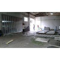 庆阳反光标牌厂区指示牌热镀锌标志标牌F立杆单双立柱定做生产厂家找明通