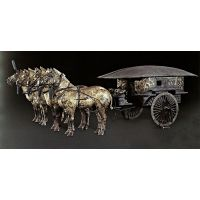 西安民俗礼品铜车马供应欢迎来电咨询