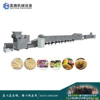 automatic fried instant noodles processing line