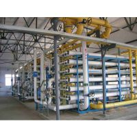广东省泳池水处理公 反渗透设备中树脂和阻垢剂性能对比