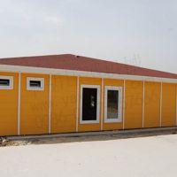 招地区代理 轻钢别墅房屋建设安装 集成式轻钢结构房屋
