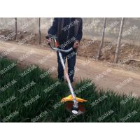 刀盘圆形锰钢割草机 节省除草工费用割草机 投资小生意好除草机