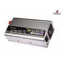 800W车载逆变器户外家用停电宝电压转换器升压器12V转220V