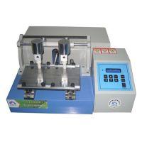 供应XK-3019-A电动磨擦脱色试验机(电动双锤)