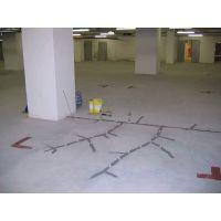 地下车库地坪裂缝空鼓修复建议