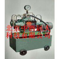 中西供电动试压泵 型号:T7HT-4DSB-6.3库号:M342154