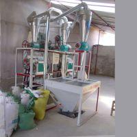 玉米面粉机 商用小型面粉机械 全自动磨面机 瑞腾直销 价格优惠