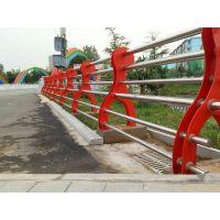 桥梁护栏@塘沽桥梁护栏@妙达不锈钢复合管防撞栏