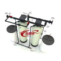 3吨每小时全自动软化水设备