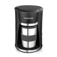 正品 康佳咖啡壶KF30A 康佳迷你单人咖啡机 300ml 泡茶机