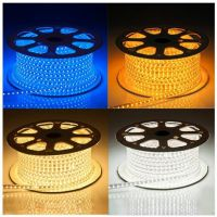 供应优质120灯/米5050LED灯带裸版不防水