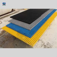 湿度大的地方电子业:地沟盖板、酸洗车间尺寸1220*2440的玻璃钢格栅