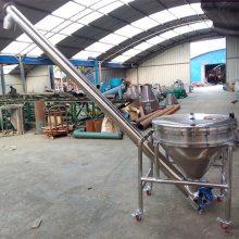 管式螺旋机 不锈钢提升机 山东