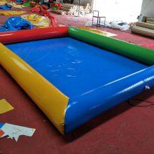 贵州铜仁儿童游乐设备室外小型决明子充气沙滩池多少钱一套
