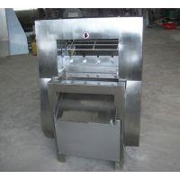 供应郑州方圆冻肉切片机