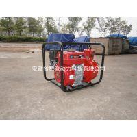 厂家直销鹰派2寸单叶轮高扬程高压消防泵农用灌溉抽水园林水泵