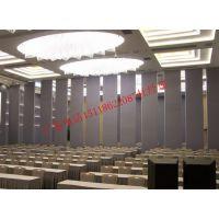 佛山高优65型铝合金酒店隔断屏风、85型多功能厅移动隔断墙
