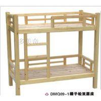 成都幼儿园家具实木幼儿园床