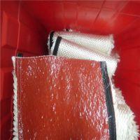 供应玻纤超高温搭扣式防火护套