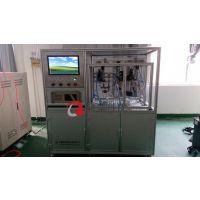 合肥雄强 2016电子油门踏板性能测试系统综合试验台