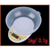 WH-B04电子厨房秤营养配餐电子秤烘焙秤药材秤茶叶秤1kg0.1g