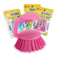 [振兴]清洁锅刷 厨房刷子 洗锅洗衣刷 可挂多用清洁刷 SA7835