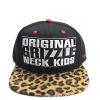 嘻哈帽-平板嘻哈帽-棒球帽-平绣嘻哈帽-东莞新诠释制帽厂